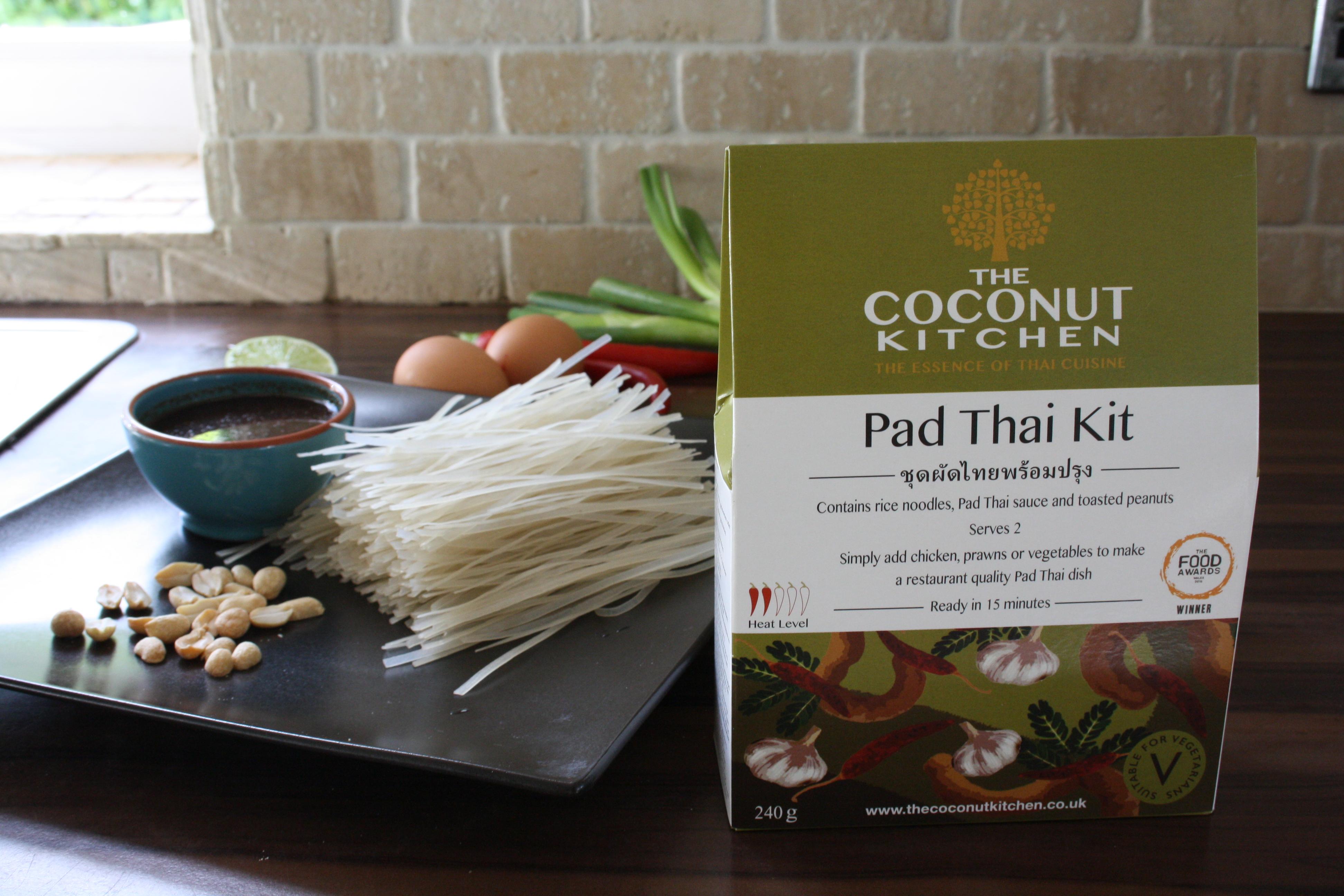 Pad thai kit the coconut kitchen pad thai recipe meal kit coconut milk recipesthai cookbook coconut milk coconut forumfinder Image collections