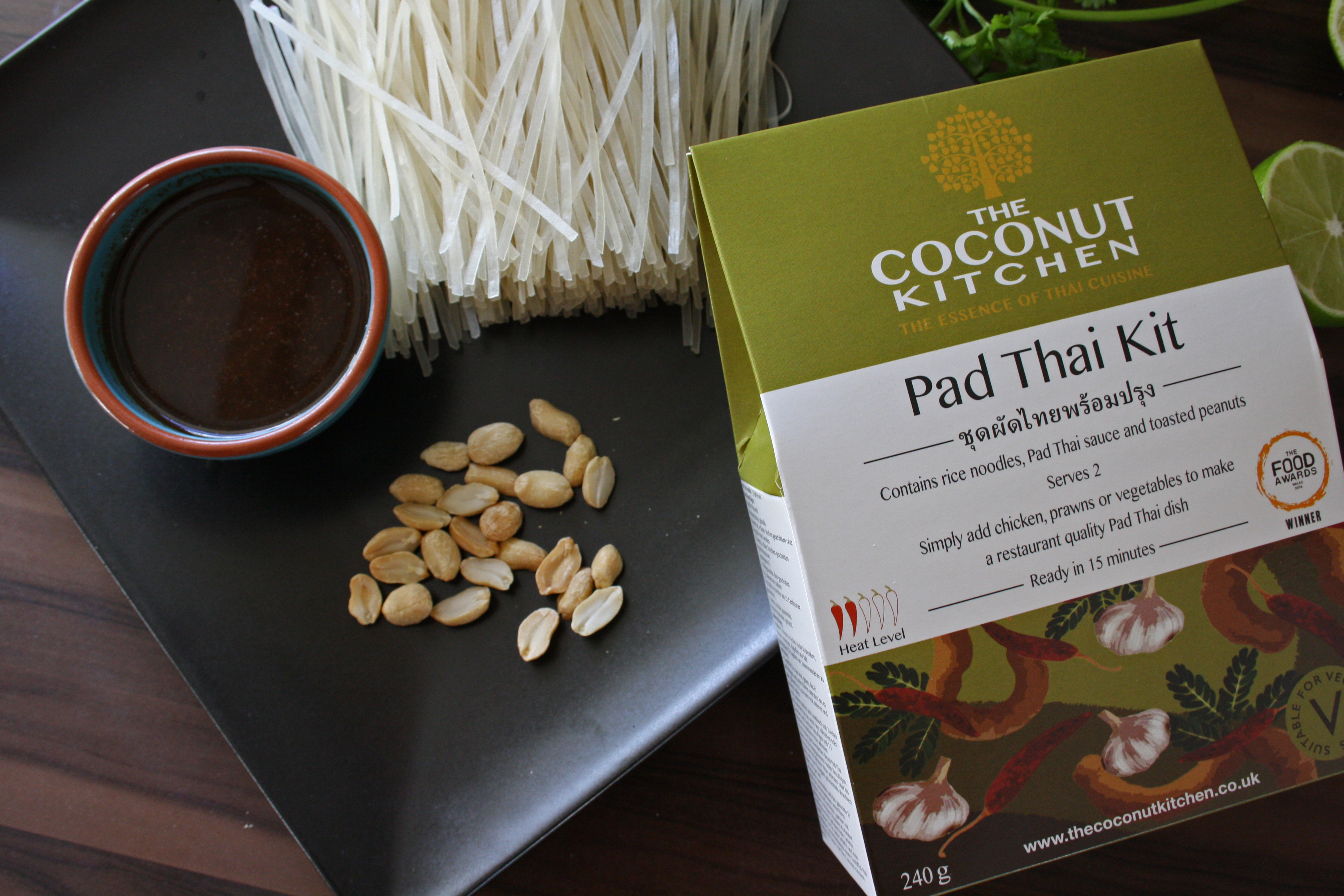 Pad Thai Meal Kit The Coconut Kitchen
