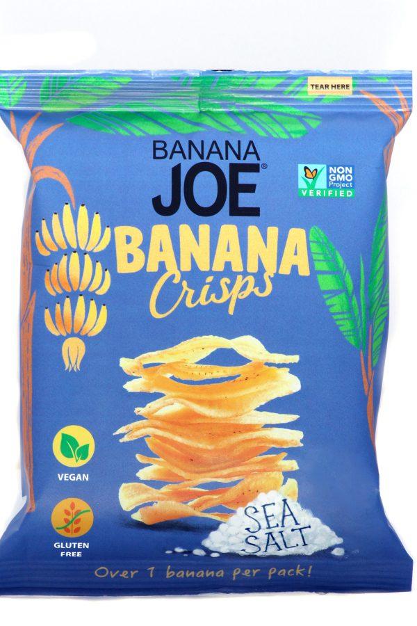 Sea Salt Banana Chips